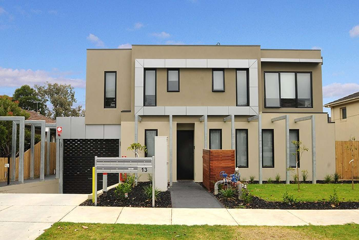 Main view of Homely townhouse listing, 4/13 Churchill Street, Doncaster East VIC 3109
