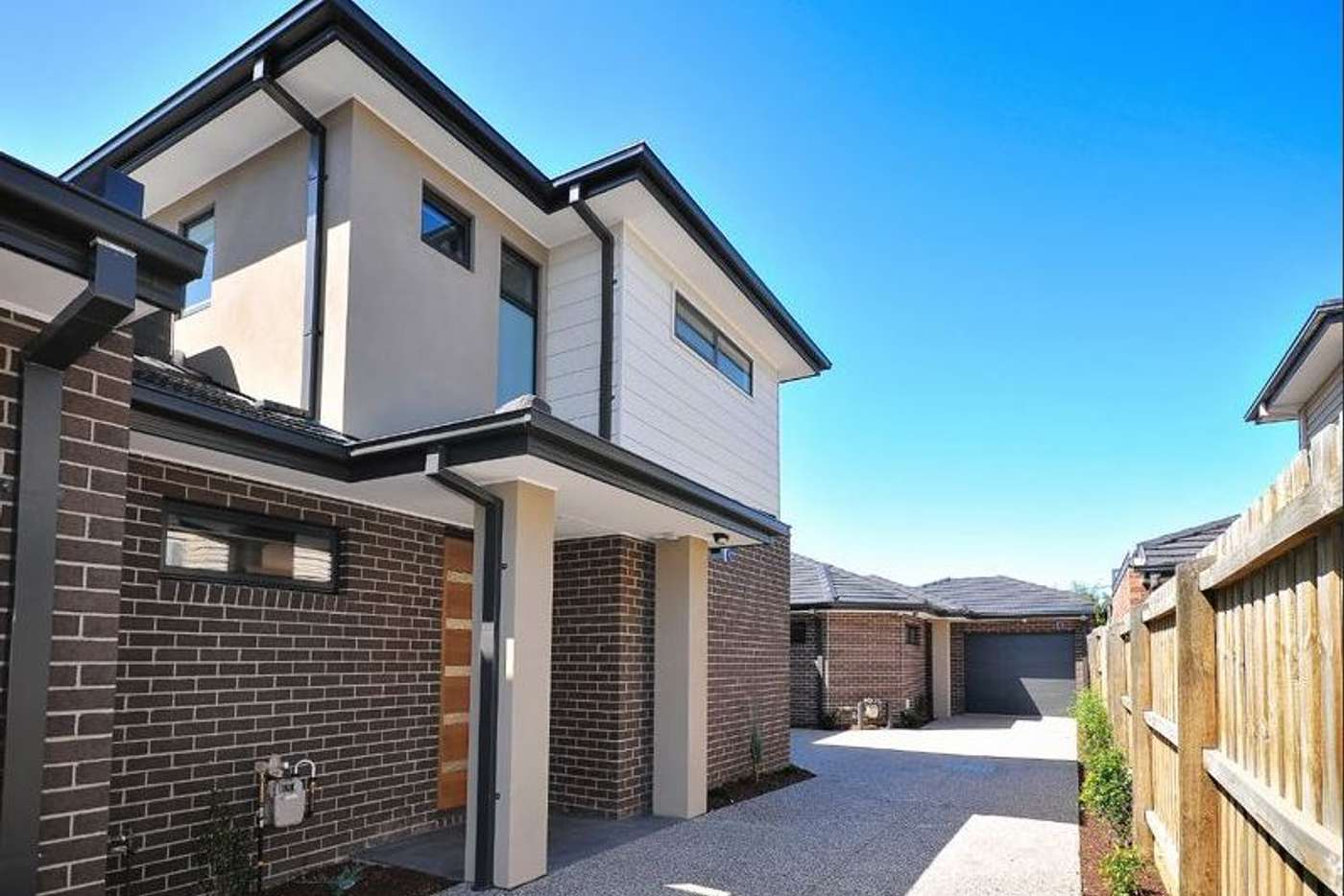 Main view of Homely townhouse listing, 2/17 Hart  Street, Airport West VIC 3042