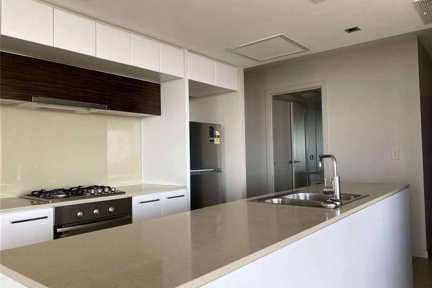 Main view of Homely apartment listing, 3505/100 Harbour Esplanade, Docklands VIC 3008