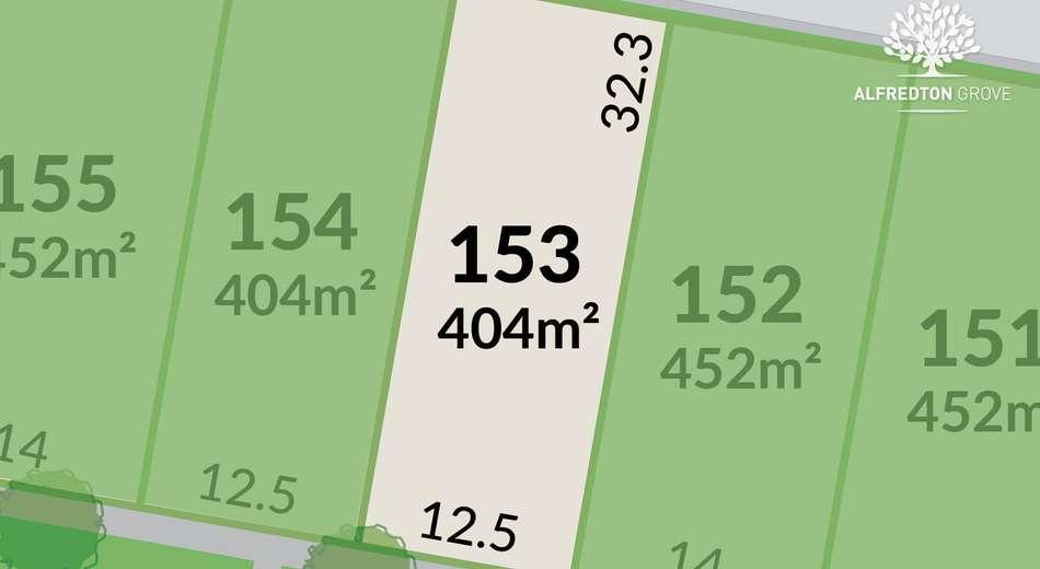 Alfredton Grove/Lot 153 Walters Way, Alfredton VIC 3350