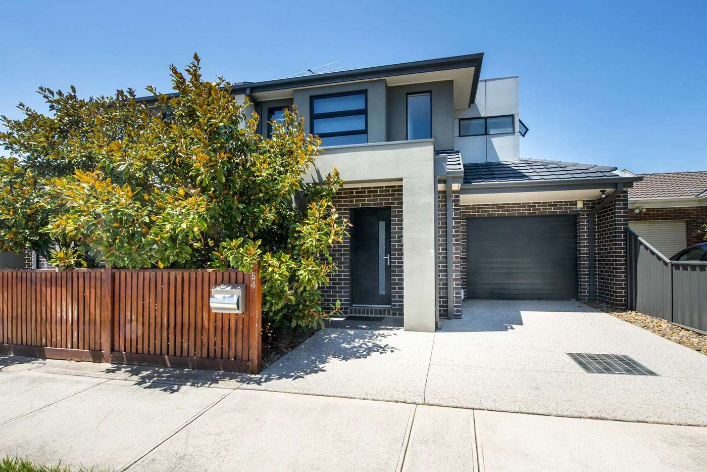 Main view of Homely townhouse listing, 54 Walters Avenue, Airport West VIC 3042