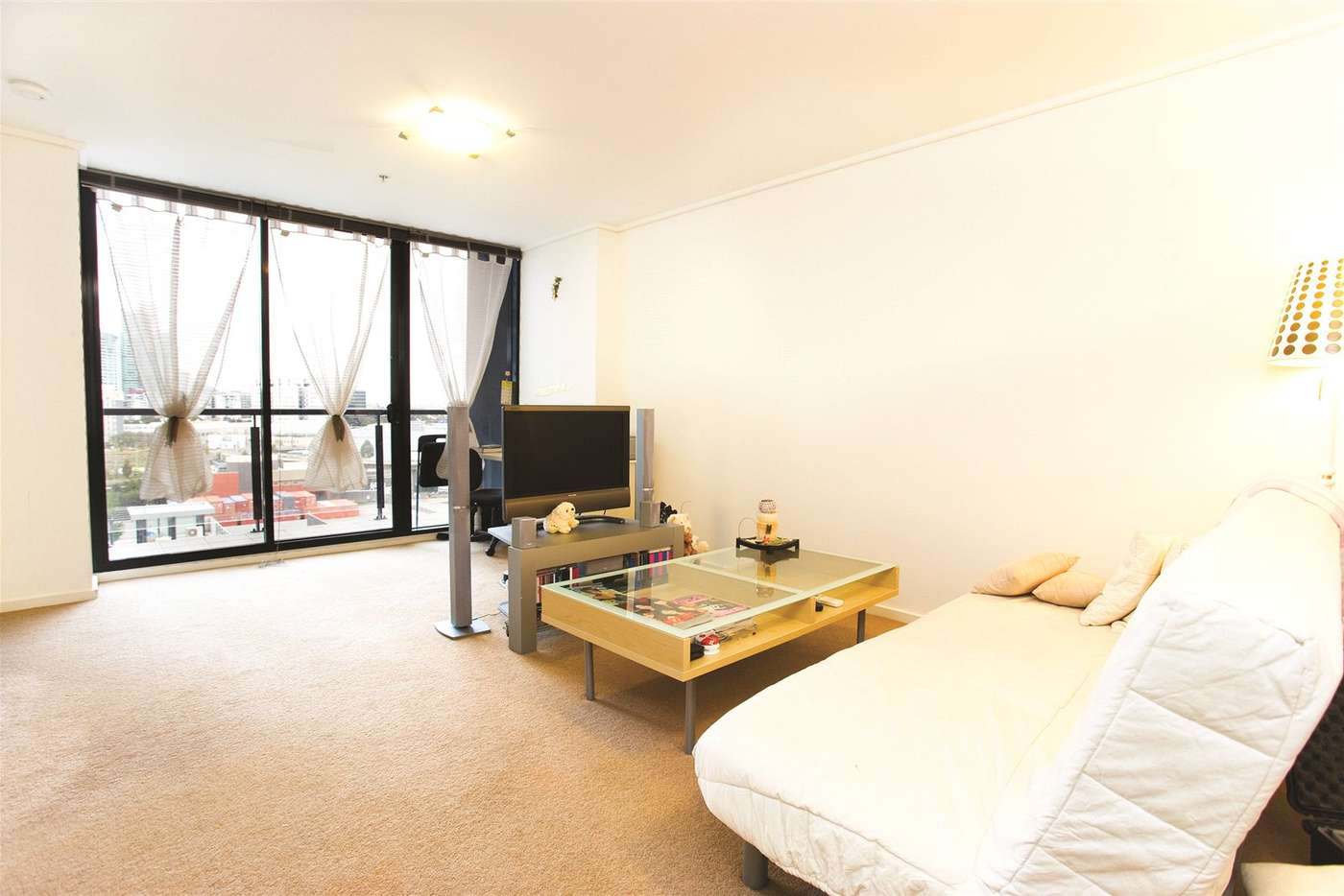 Main view of Homely apartment listing, 95/183 City Road, Southbank VIC 3006