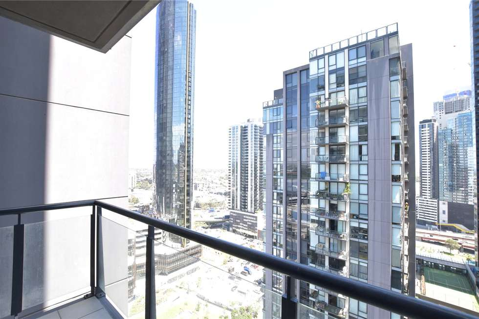 Third view of Homely apartment listing, 239/88 Kavanagh Street, Southbank VIC 3006