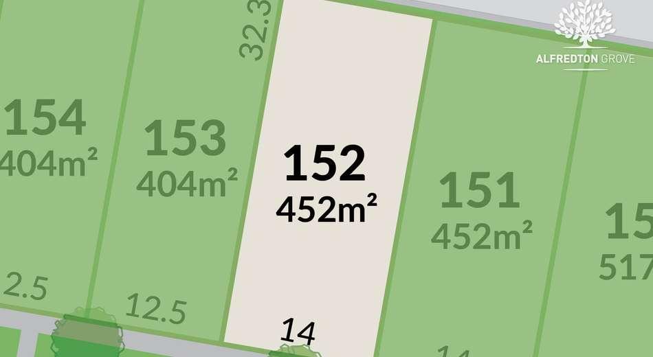 Alfredton Grove/Lot 152 Walters Way, Alfredton VIC 3350