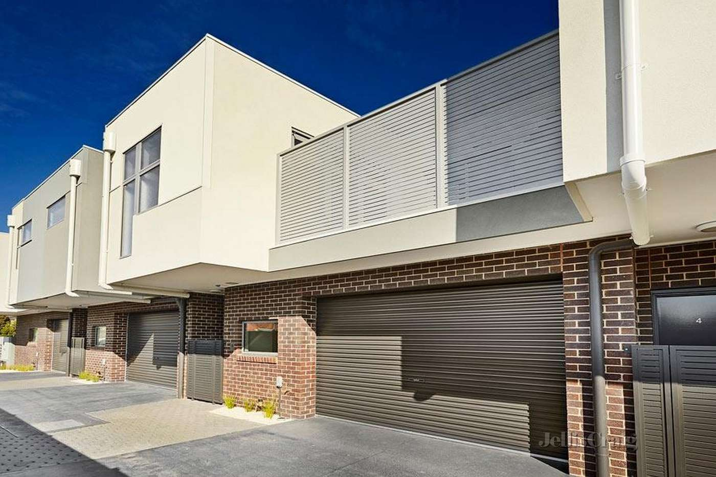 Main view of Homely townhouse listing, 3/111 Victoria Street, Brunswick East VIC 3057