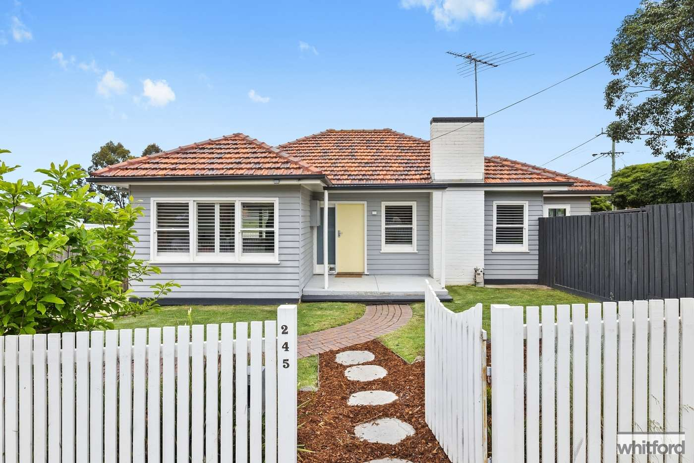 Main view of Homely house listing, 245 Mt Pleasant Road, Highton VIC 3216