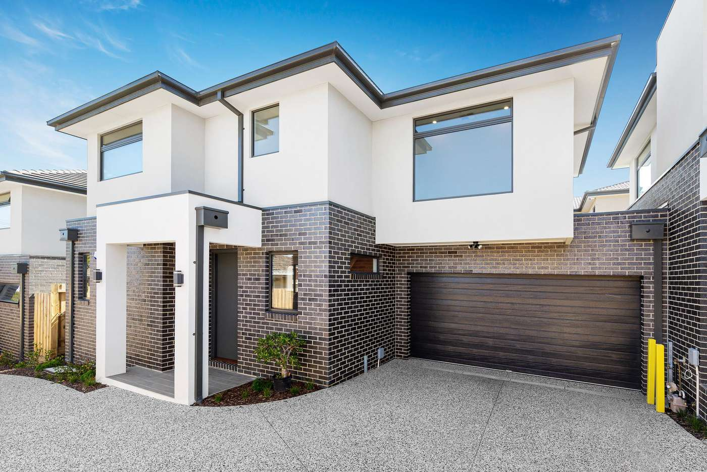 Main view of Homely townhouse listing, 2/61 Renshaw Street, Doncaster East VIC 3109