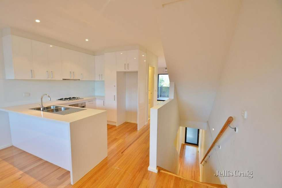 Third view of Homely townhouse listing, 28 Mary Moodie Way, Brunswick East VIC 3057