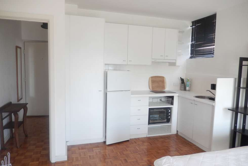 Second view of Homely studio listing, 7/4 Alfred Square, St Kilda VIC 3182