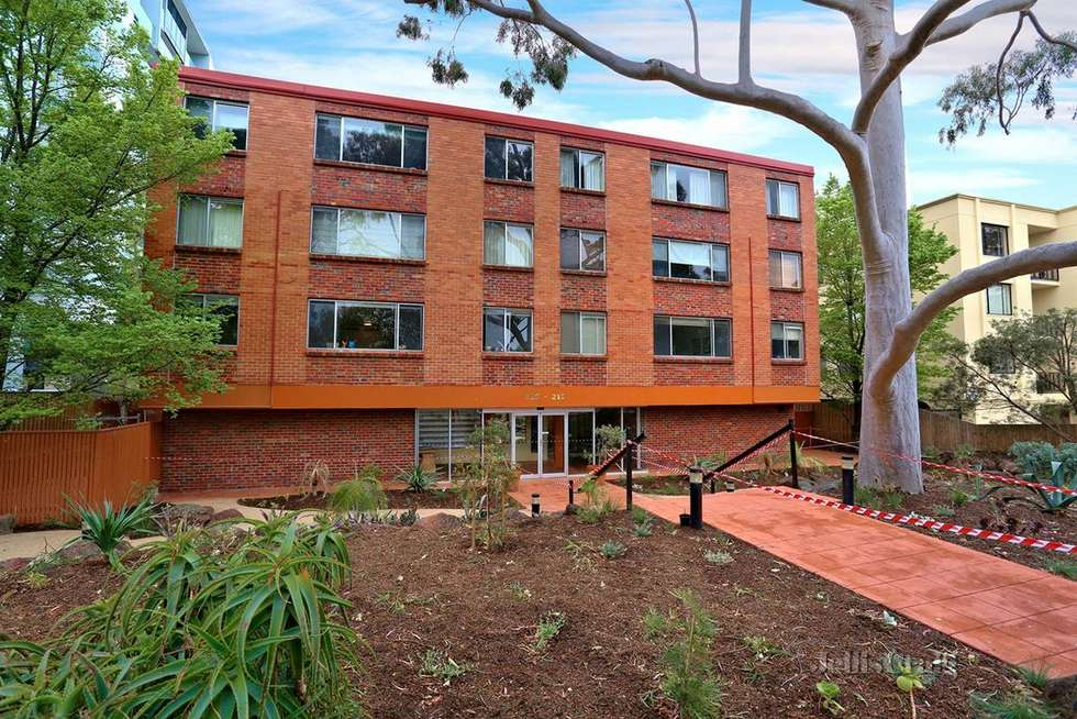 Second view of Homely apartment listing, 25/212 The Avenue, Parkville VIC 3052