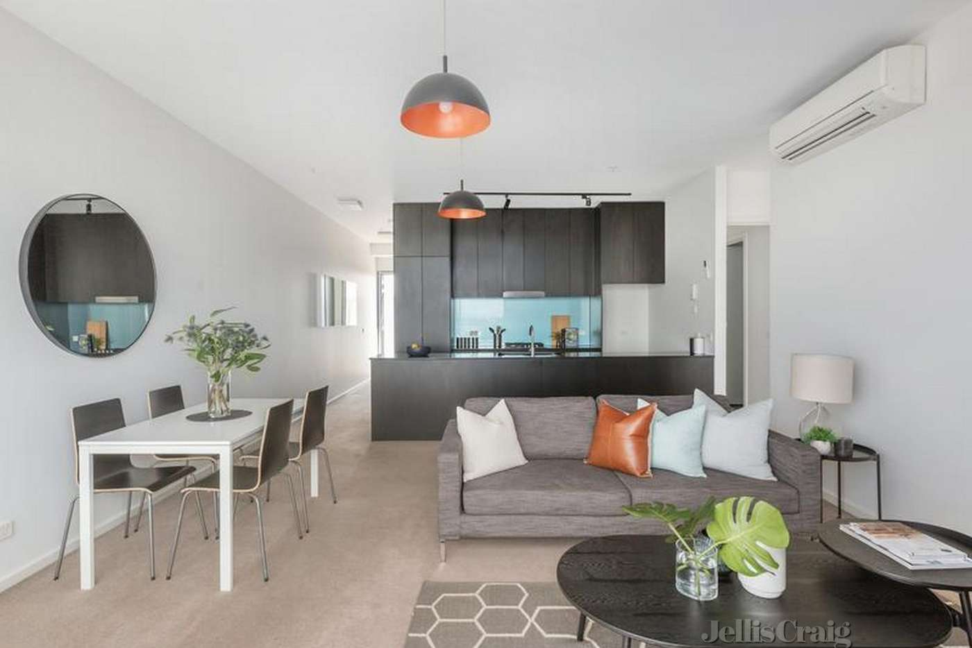 Main view of Homely apartment listing, 407/34 Union Street, Brunswick VIC 3056