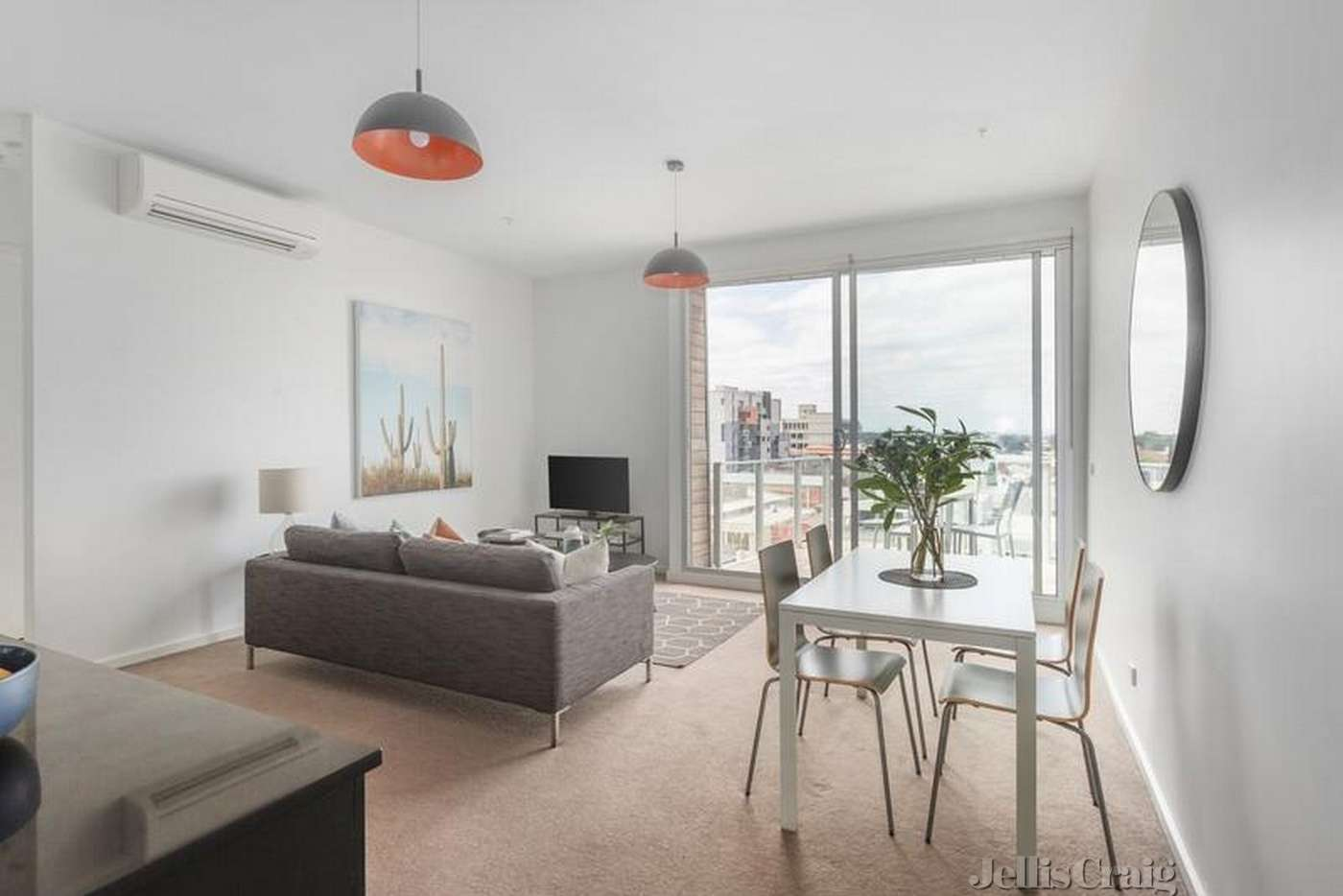 Fifth view of Homely apartment listing, 407/34 Union Street, Brunswick VIC 3056