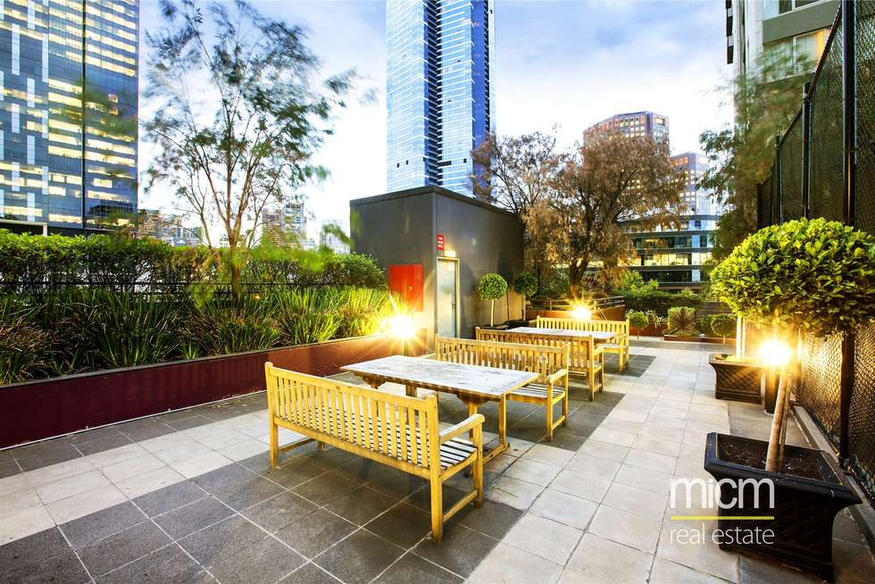 Fourth view of Homely apartment listing, 208/88 Southbank Boulevard, Southbank VIC 3006