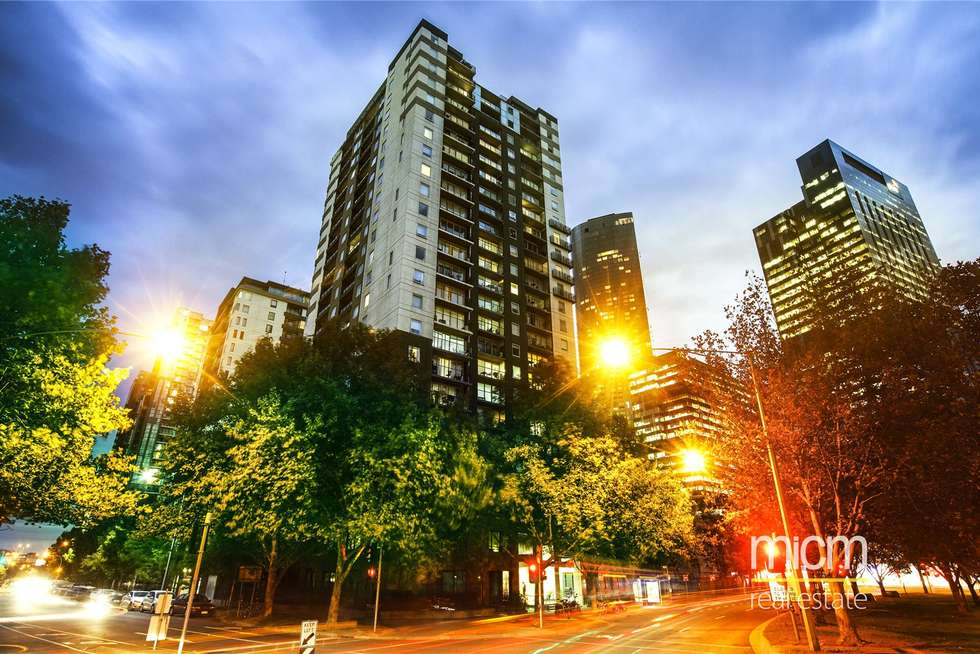 Fifth view of Homely apartment listing, 208/88 Southbank Boulevard, Southbank VIC 3006