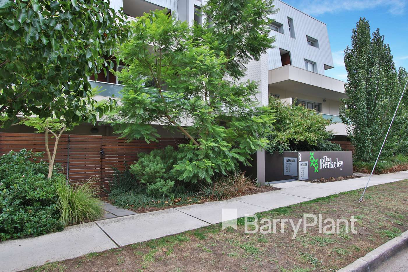 Main view of Homely apartment listing, 214/8 Berkeley Street, Doncaster VIC 3108