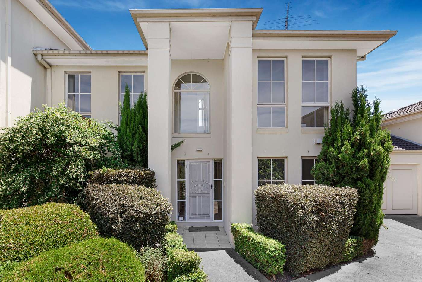 Main view of Homely townhouse listing, 3/55 George Street, Doncaster East VIC 3109