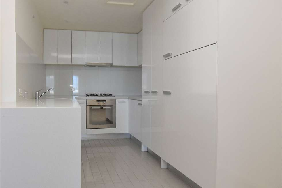 Second view of Homely apartment listing, 8/46 Clarendon Street, Southbank VIC 3006