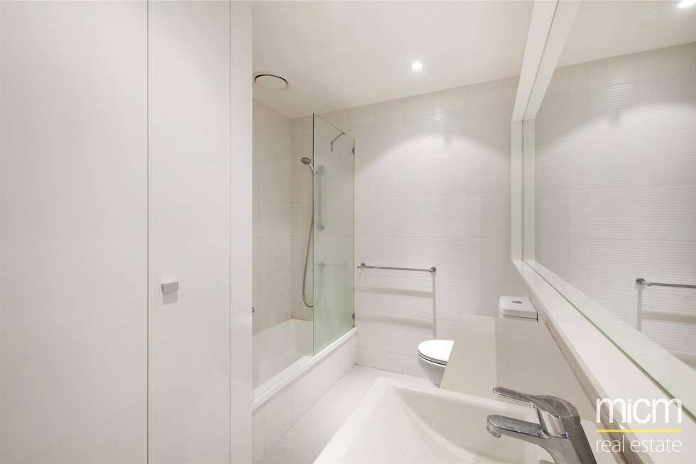 Third view of Homely apartment listing, 8/46 Clarendon Street, Southbank VIC 3006