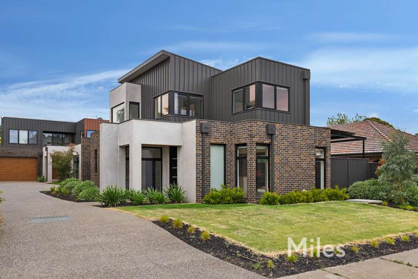 Main view of Homely townhouse listing, 1/3 Churchill Street, Heidelberg Heights VIC 3081
