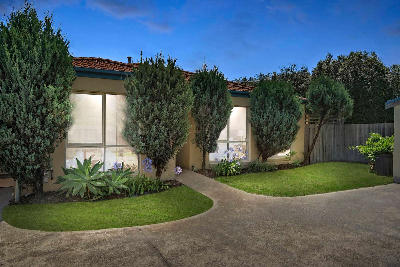 Main view of Homely unit listing, 344A Warrigal Road, Cheltenham VIC 3192