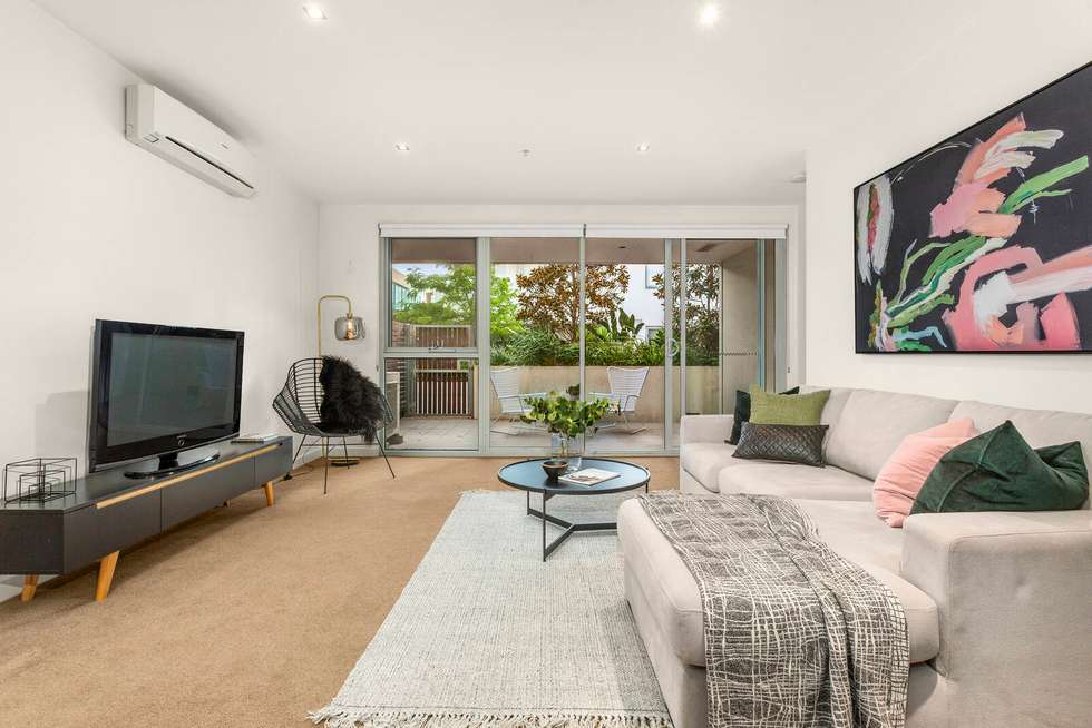 Second view of Homely unit listing, 2/12 Crefden Street, Maidstone VIC 3012