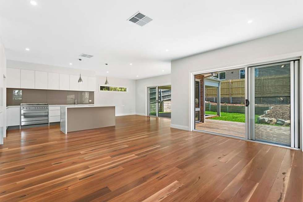 Fourth view of Homely townhouse listing, 2/133 Hawdon Street, Heidelberg VIC 3084