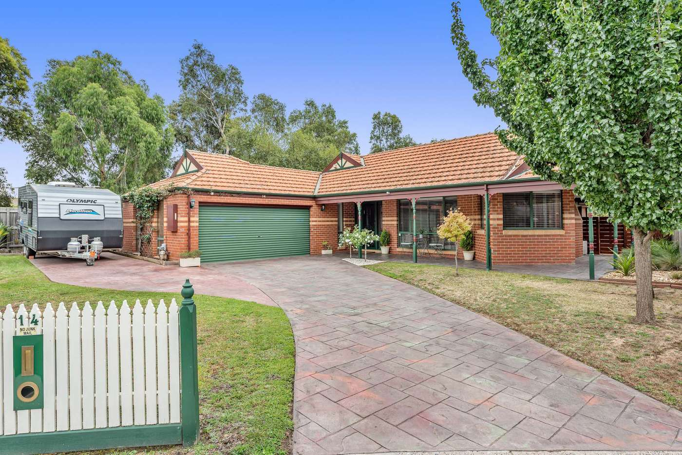 Main view of Homely house listing, 14 Fig Court, Cranbourne North VIC 3977