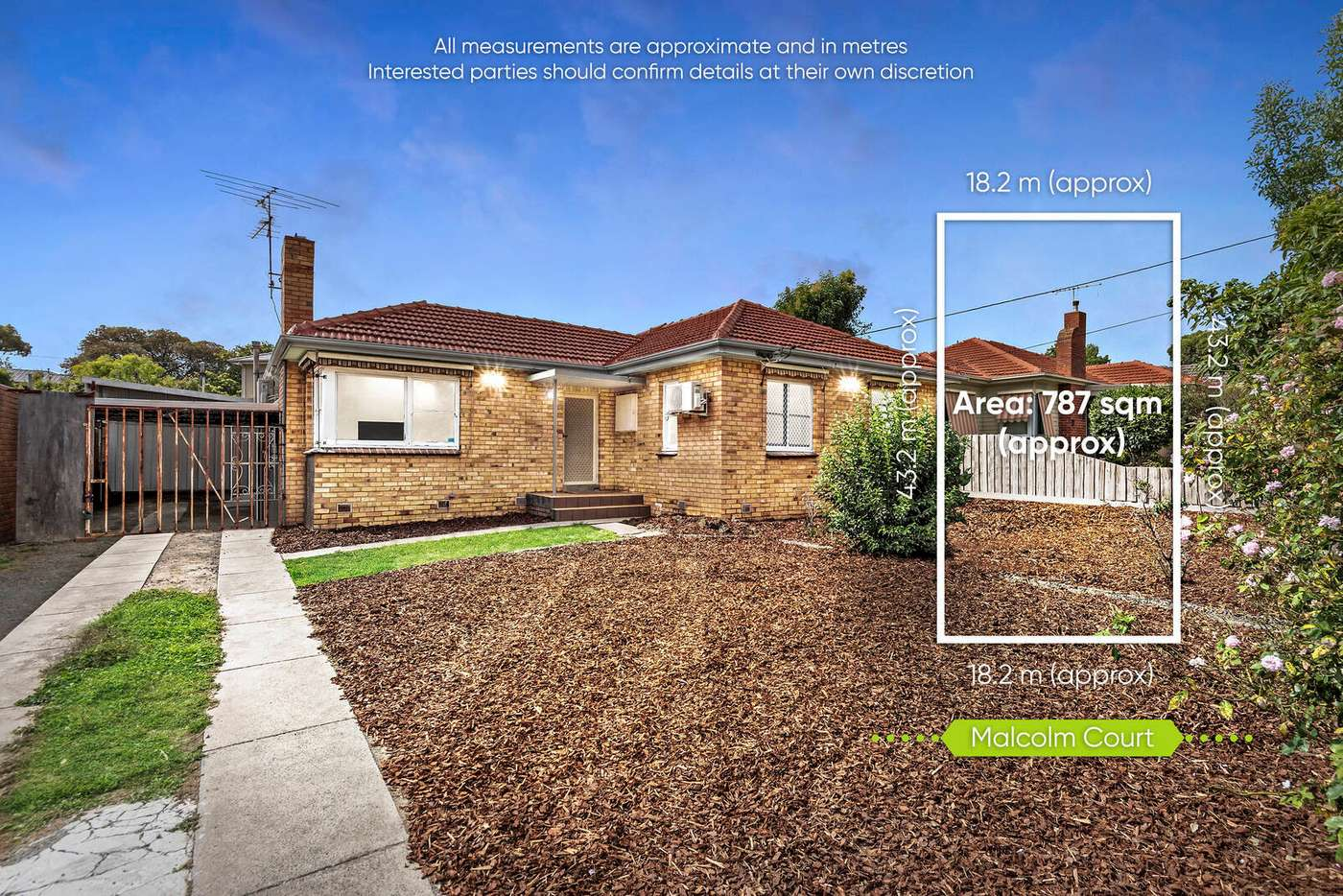 Main view of Homely house listing, 8 Malcolm Court, Mount Waverley VIC 3149