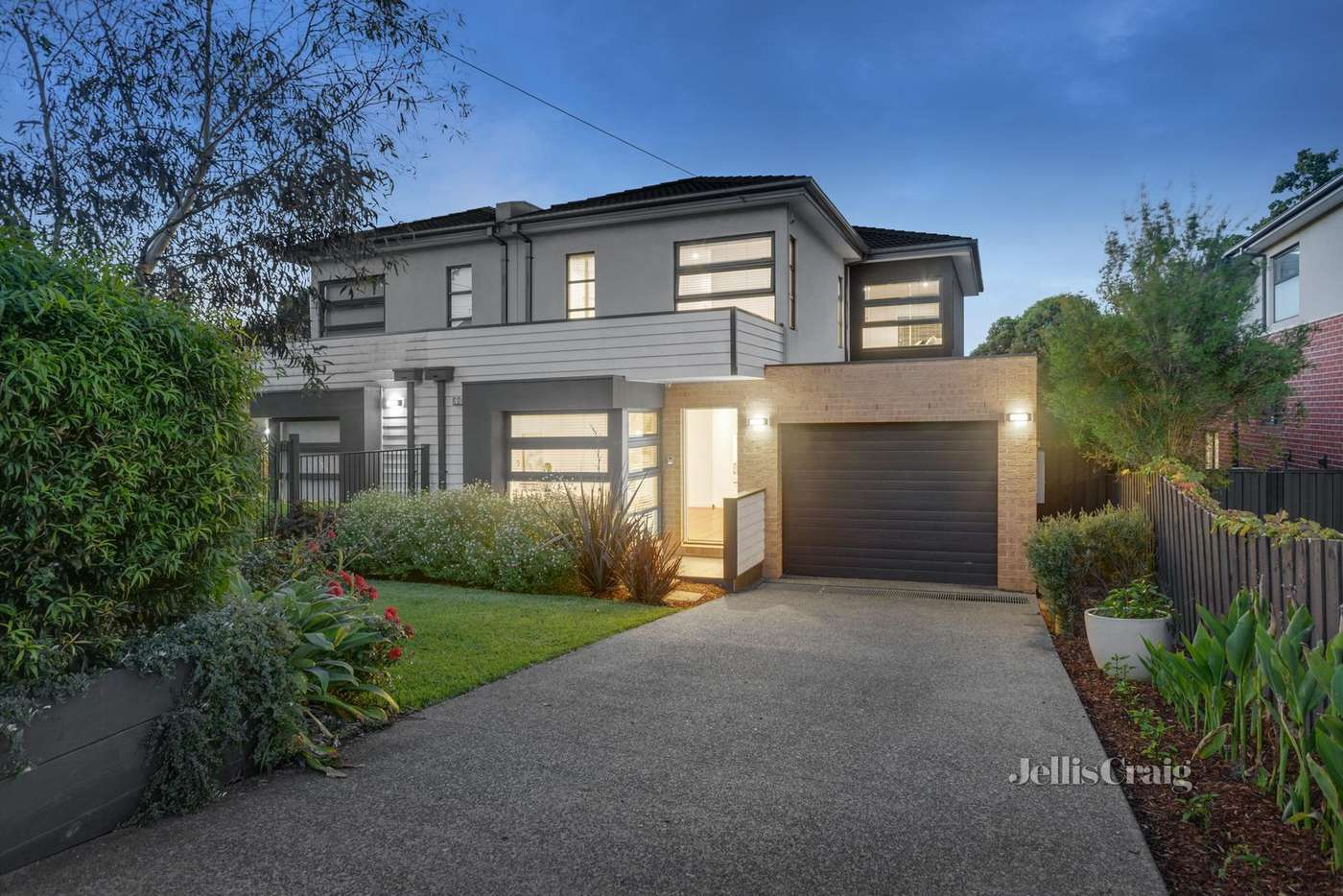 Main view of Homely house listing, 135a Woodhouse Grove, Box Hill North VIC 3129