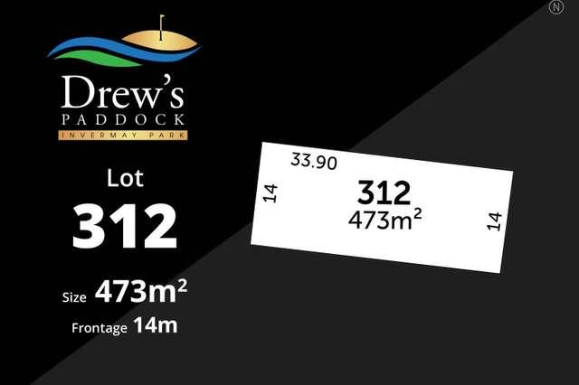 Drew's Paddock/Lot 312 Divot Circuit
