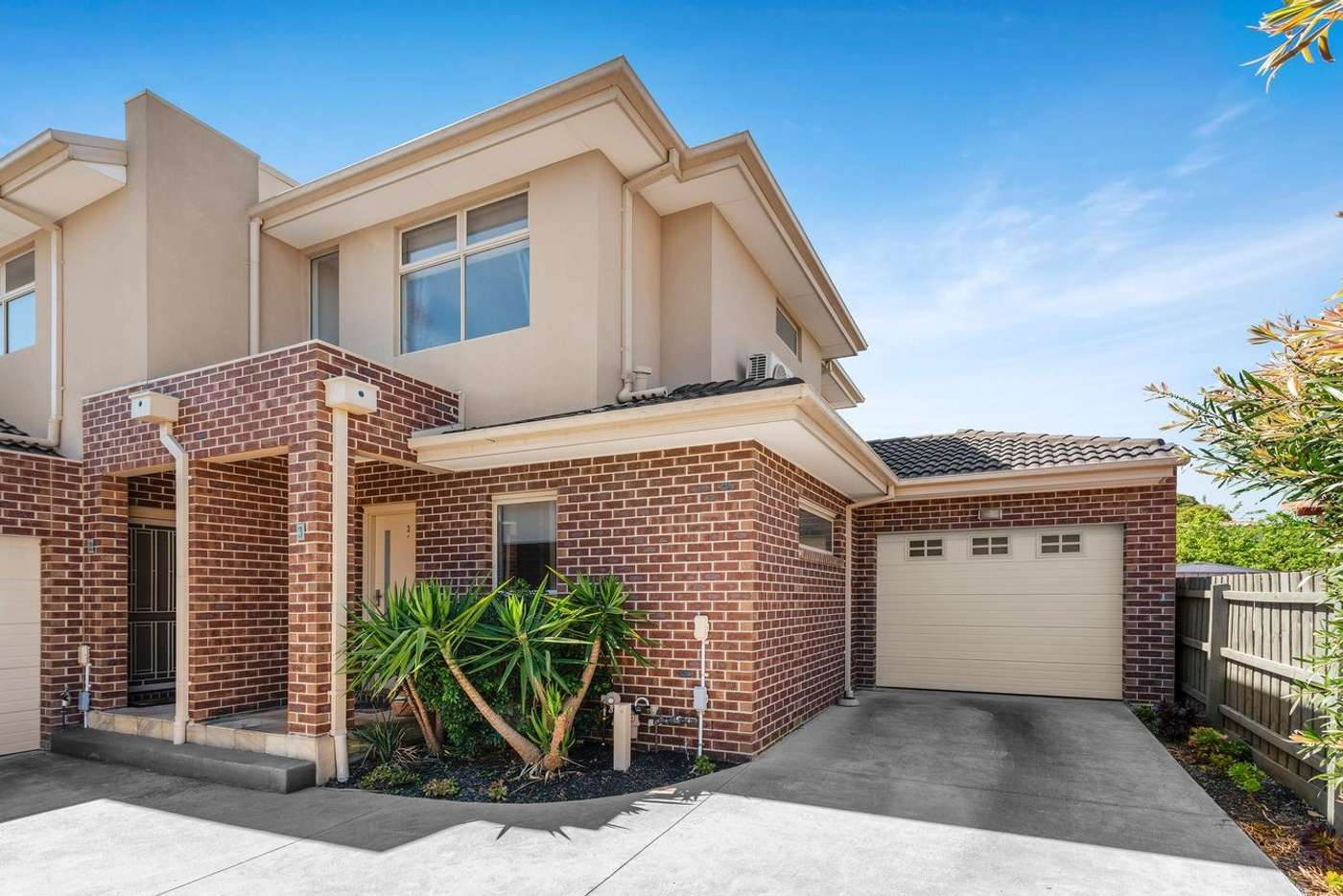 Main view of Homely townhouse listing, 3/371 Blackburn Road, Burwood East VIC 3151