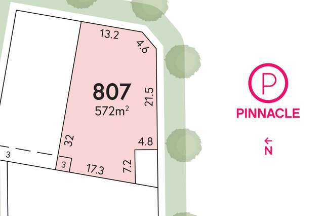 Pinnacle/Lot 807 Hotchkiss Way