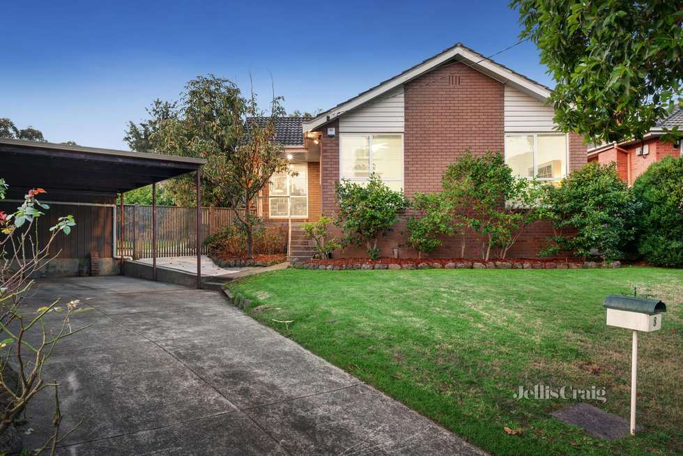 Second view of Homely house listing, 8 Claude Court, Blackburn South VIC 3130