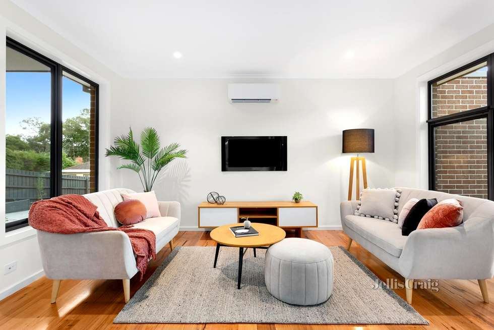 Second view of Homely townhouse listing, 4/1158 Main Road, Eltham VIC 3095