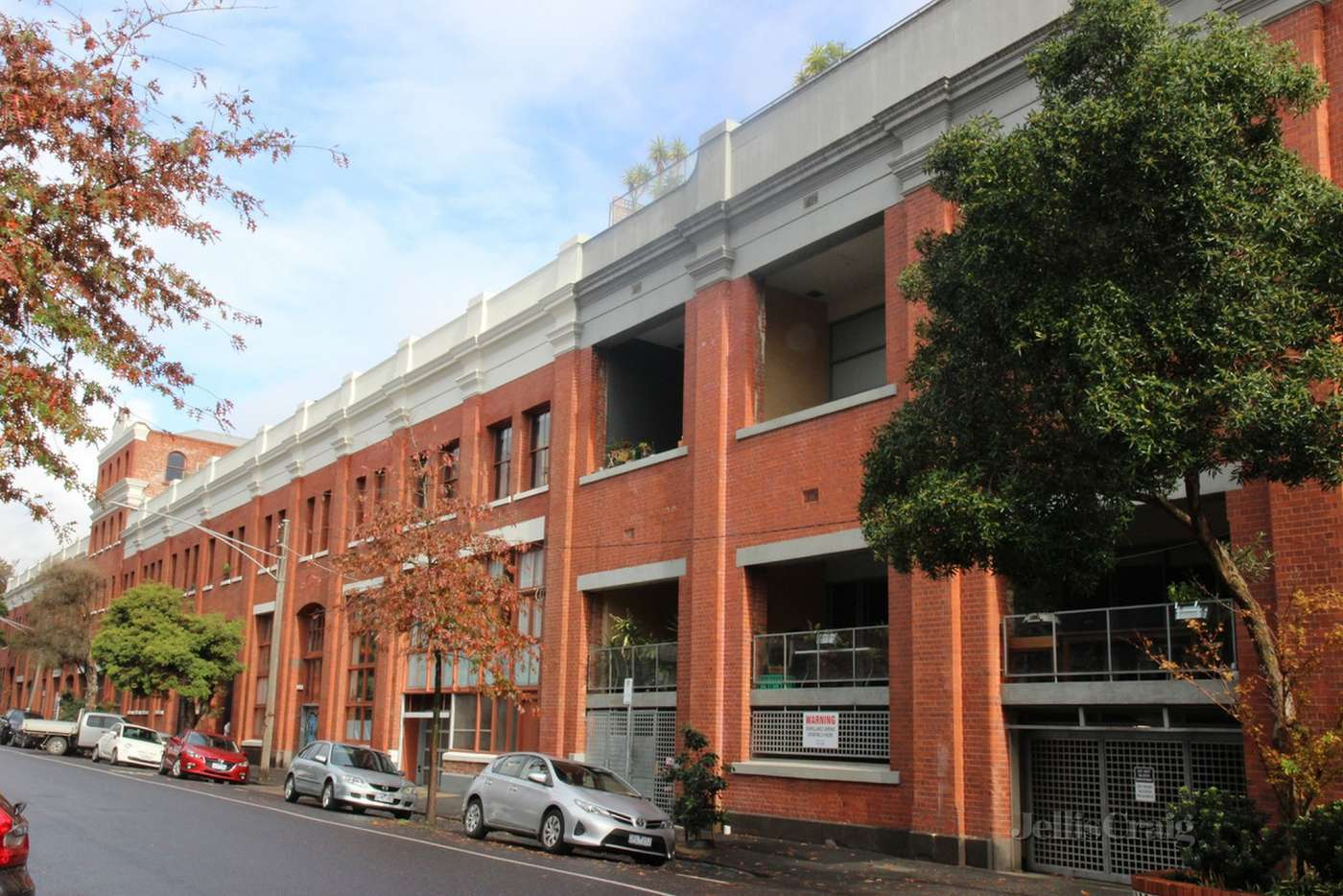 Main view of Homely apartment listing, 34/99 Oxford Street, Collingwood VIC 3066