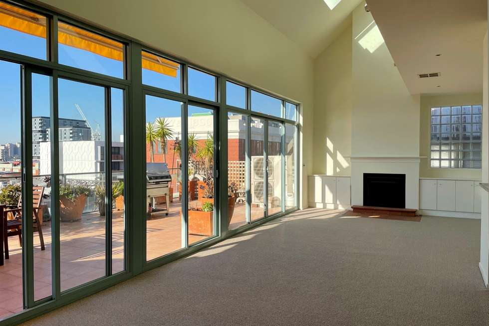 Second view of Homely apartment listing, 34/99 Oxford Street, Collingwood VIC 3066