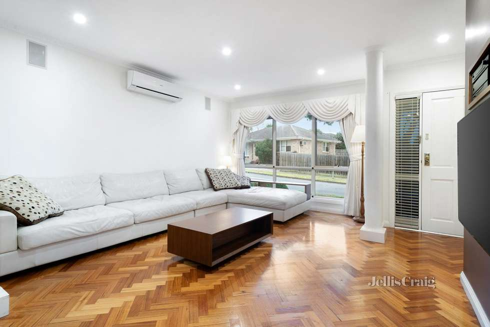 Second view of Homely house listing, 2A Frank Street, Vermont VIC 3133