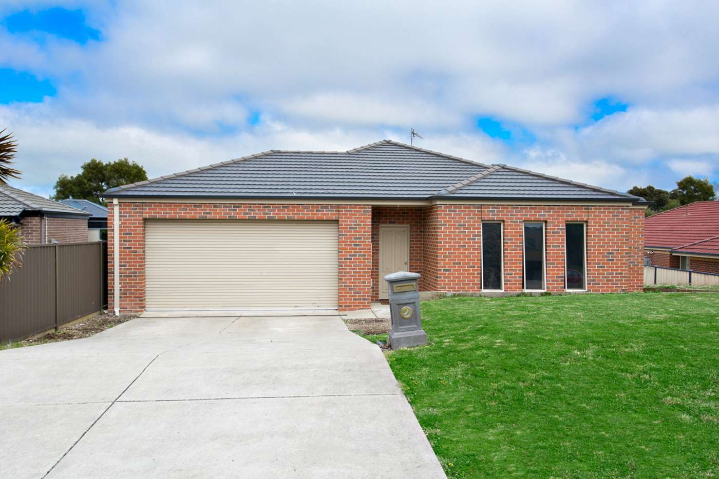 Main view of Homely house listing, 2 Viola Court, Mount Helen VIC 3350