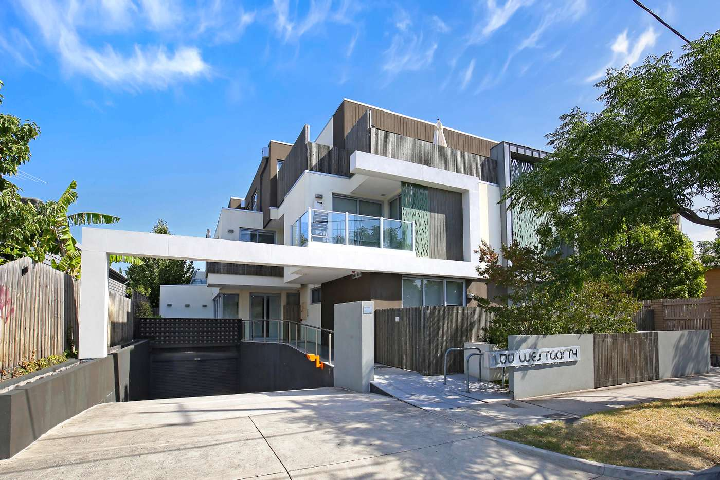 Main view of Homely apartment listing, 13/200 Westgarth Street, Northcote VIC 3070