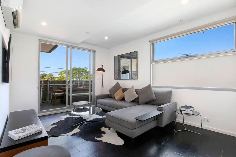 Second view of Homely apartment listing, 13/200 Westgarth Street, Northcote VIC 3070