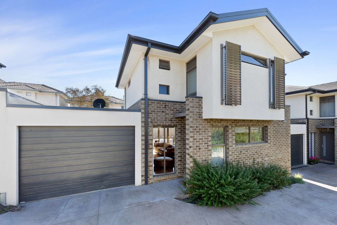 Main view of Homely townhouse listing, 3/72 Lower Plenty Road, Rosanna VIC 3084