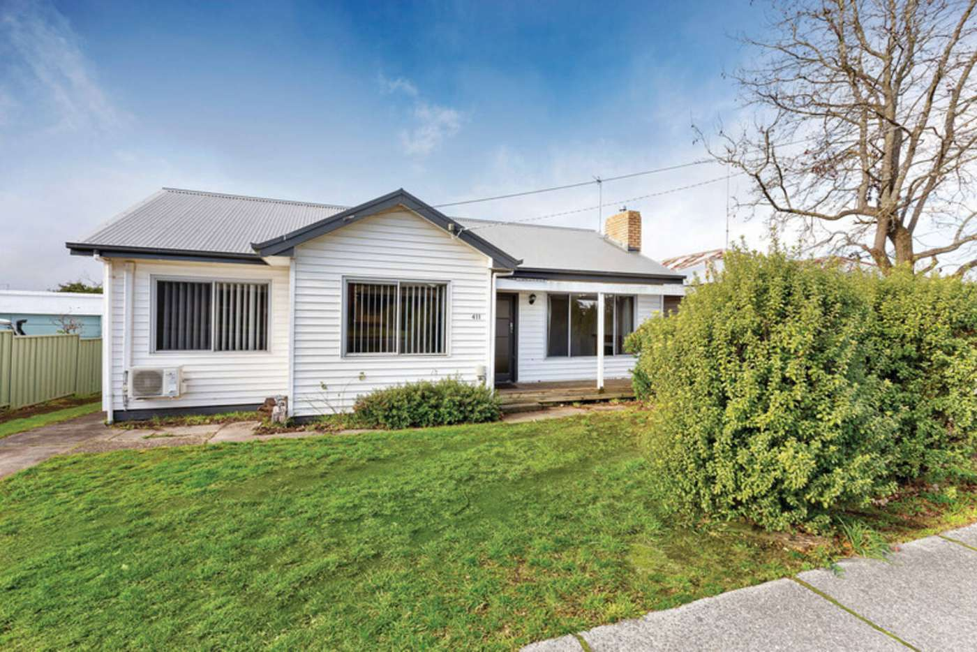 Main view of Homely house listing, 411 Clayton Street, Canadian VIC 3350