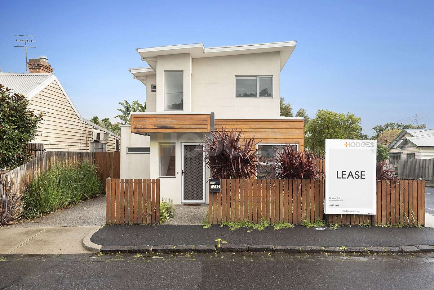 Main view of Homely townhouse listing, 52 Buninyong  Street, Yarraville VIC 3013