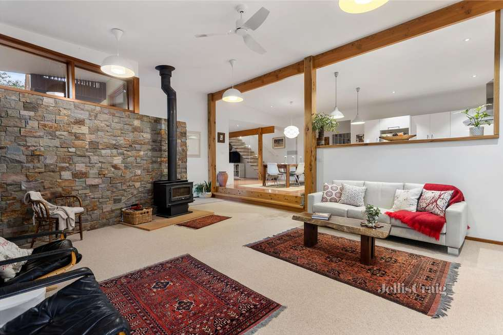 Second view of Homely house listing, 70 View Hill Crescent, Eltham VIC 3095