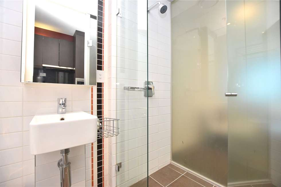Fourth view of Homely studio listing, 1609/181 ABeckett Street, Melbourne VIC 3000