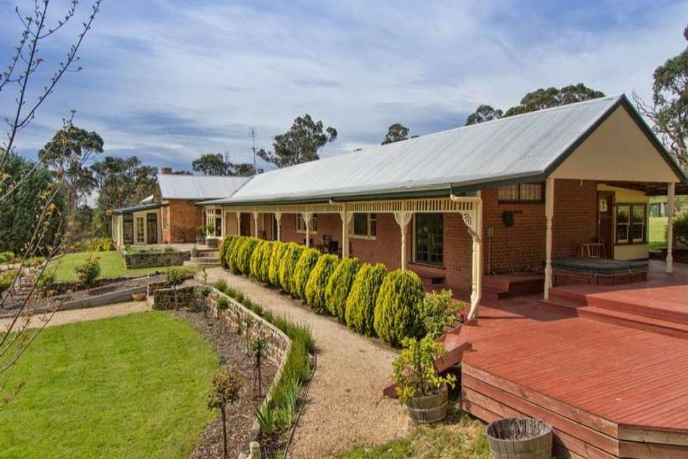 Fifth view of Homely house listing, 153 Mt Macedon Road, Macedon VIC 3440
