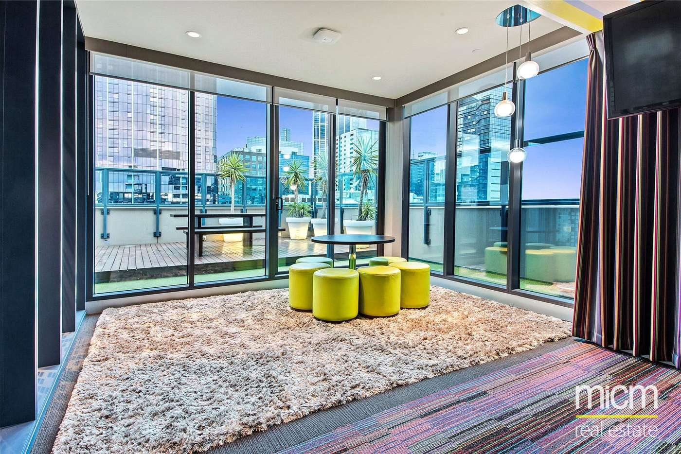 Seventh view of Homely studio listing, 1609/181 ABeckett Street, Melbourne VIC 3000