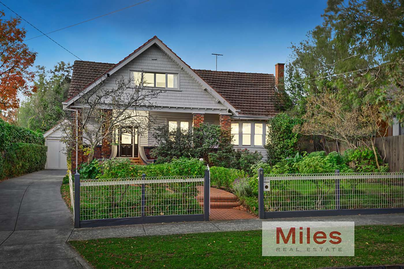 Main view of Homely house listing, 6 Fairy Street, Ivanhoe VIC 3079