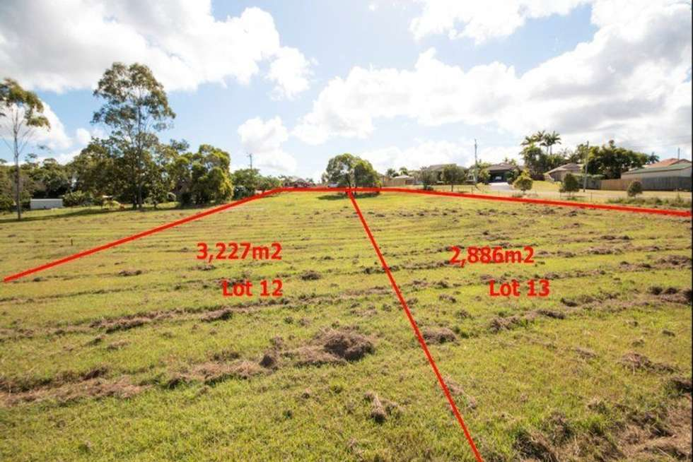 Fifth view of Homely residentialLand listing, 12 & 13 Michel Lane, Avoca QLD 4670