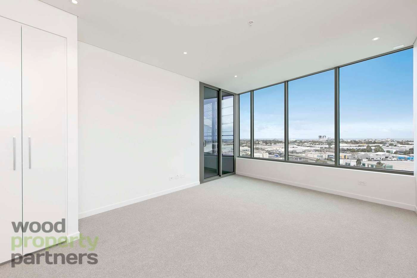 Main view of Homely apartment listing, 1308/81 South Wharf Drive, Docklands VIC 3008